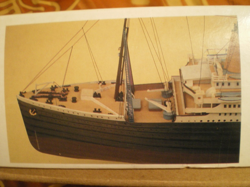RMS Titanic par Titanic fan au 1/350 - Minicraft. Imgp2511