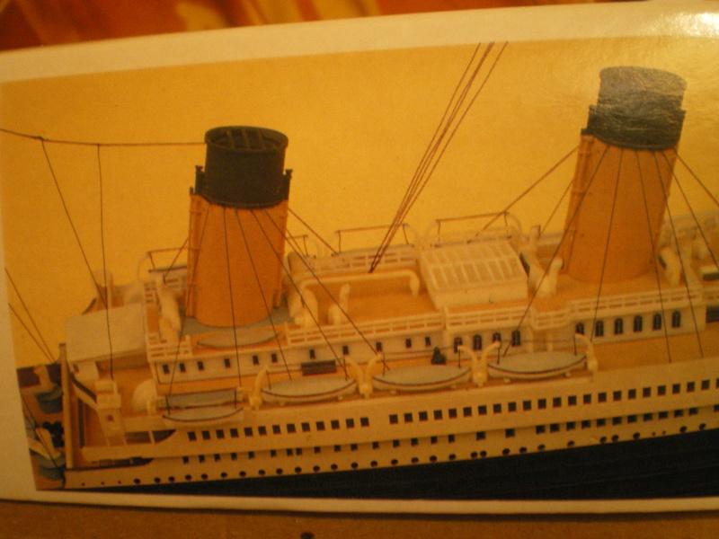 RMS Titanic par Titanic fan au 1/350 - Minicraft. Imgp2513
