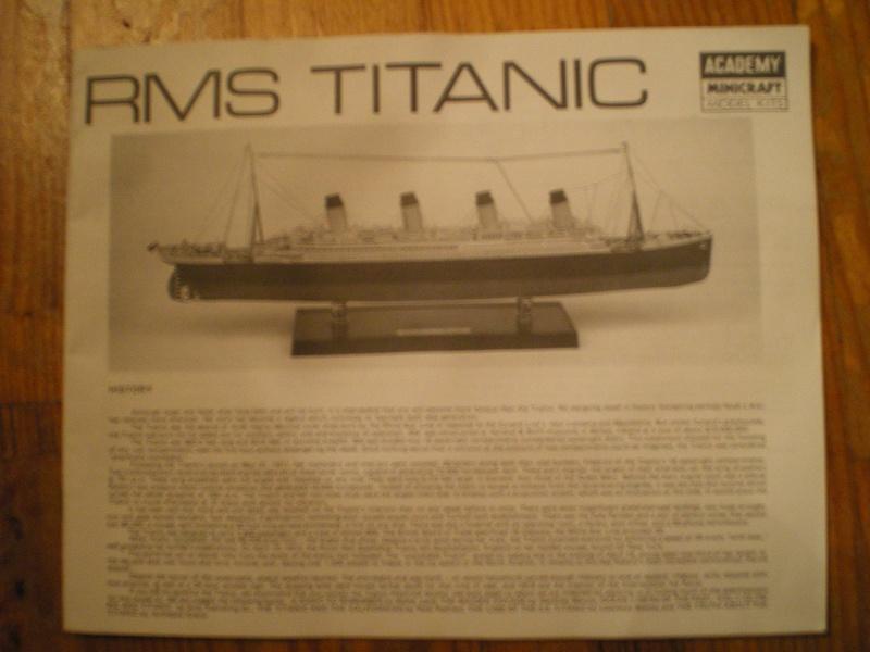 RMS Titanic par Titanic fan au 1/350 - Minicraft. Imgp2528