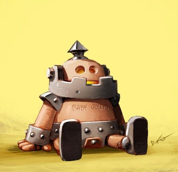 Dungeon petz Baby-g10