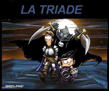 Team LA TRIADE sur Sfgame serveur 4