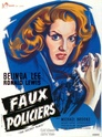 Affiches Films / Movie Posters POLICIER / POLICEMAN Faux_p11