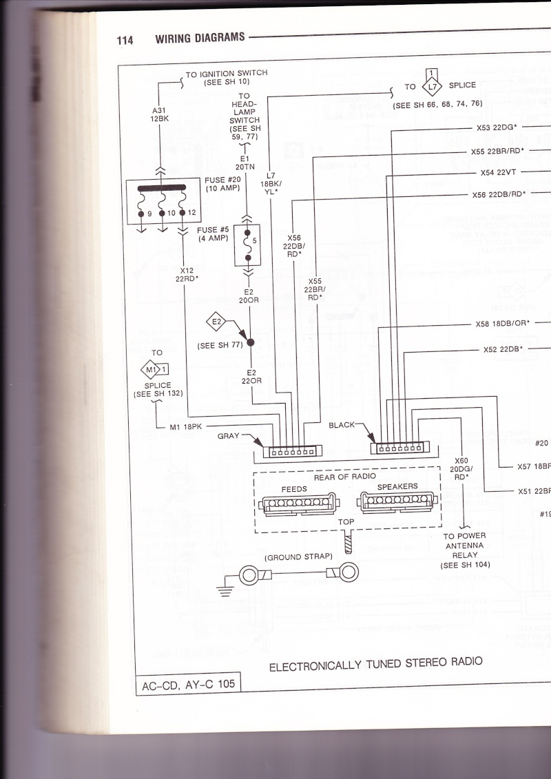 cablage auto-radio sur S1 de 1990 Img11