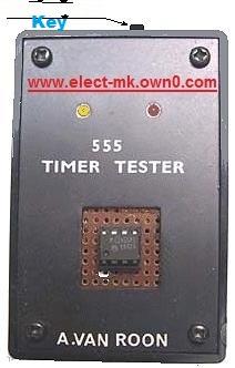 checker circuit  555 555pic11