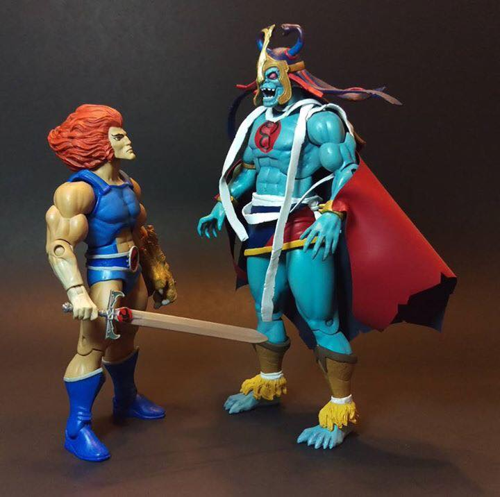 Cosmocats / Thundercats (Mattel) nouvelle gamme 2016 - Page 17 14642310