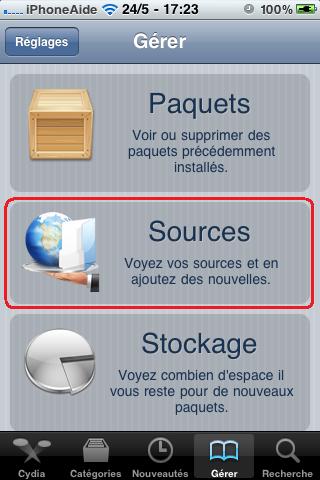 Comment ajouter une source Cydia Photo_12