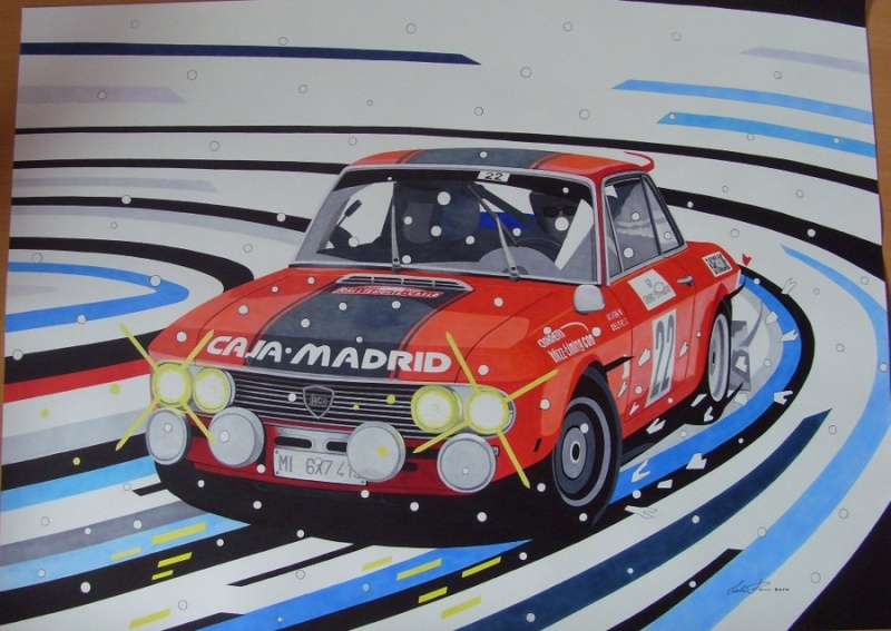 Galleria d'arte Lancia Fulvia Fulvia12
