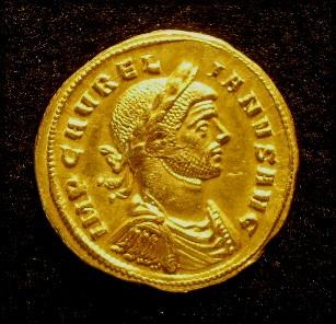 Le IIIème siècle d'aureus78 Aureus10