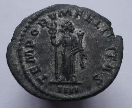 Le IIIème siècle d'aureus78 Florie13