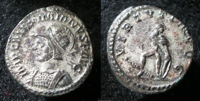 Le IIIème siècle d'aureus78 - Page 2 Maximi10