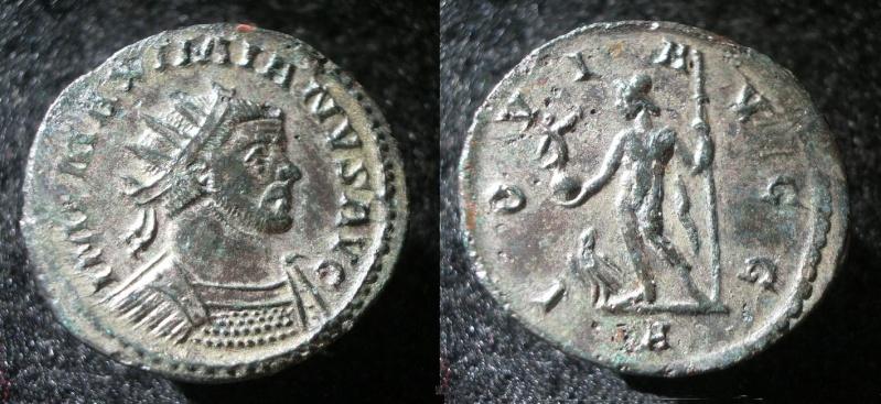 Le IIIème siècle d'aureus78 - Page 2 Maximi12
