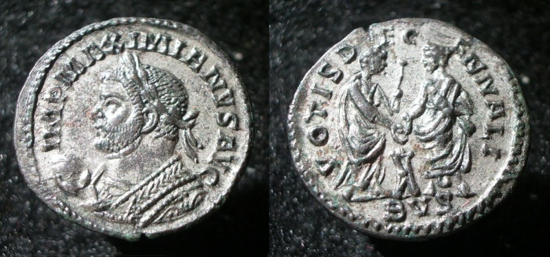 Le IIIème siècle d'aureus78 - Page 2 Maximi13