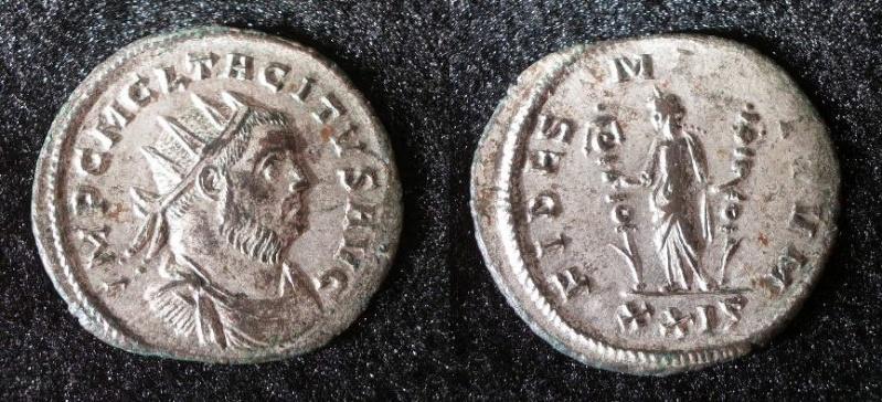 Le IIIème siècle d'aureus78 - Page 2 Tacite11