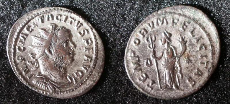 Le IIIème siècle d'aureus78 - Page 2 Tacite14