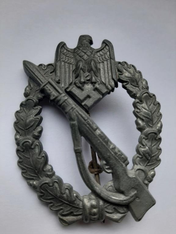 Infanteriesturmabzeichen 20200220