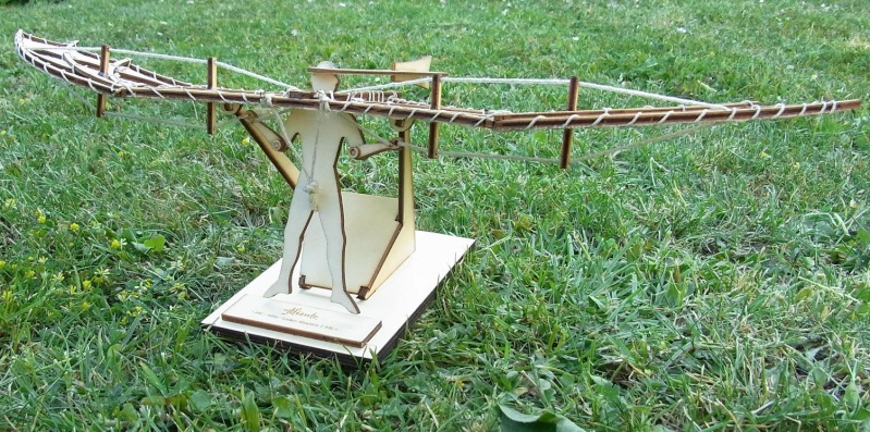 Leonardo da Vinci Flugmaschine Leovin11