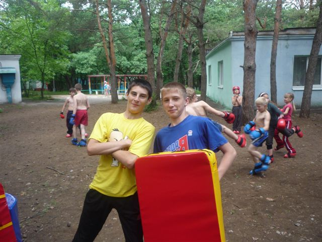 """Лето 2011 - ДООЦ """"Арго"""" 2 смена P1070710"""