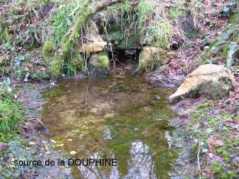 LA  SOURCE  DE  LA  DOUFFINE Tunnel10