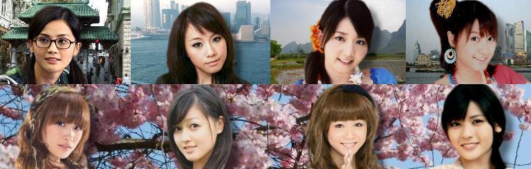 Cpop, Canto-pop, HK-pop : les concurrentes chinoises Bannia10