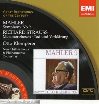 Écoute comparée - Mahler, Symphonie N°9 [Résultats] - Page 11 Front10