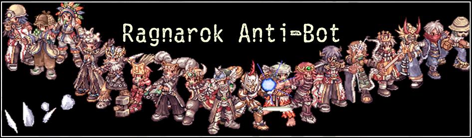 Ragnarok Anti-bot