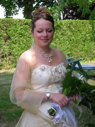 22 MAI 2010, mon mariage - 1 gosse et 10 kilos en moins... Mariag10