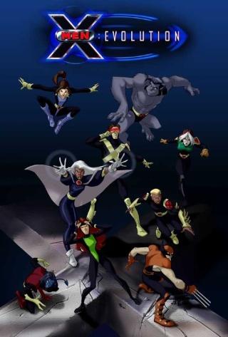 X Men Evolution 4ºTemporada  5c0pyr11