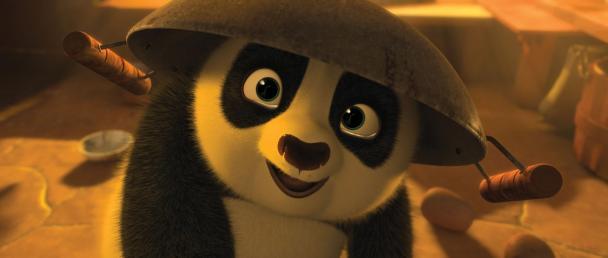 Confira as novas imagens de Kung Fu Panda 2 Foto-210