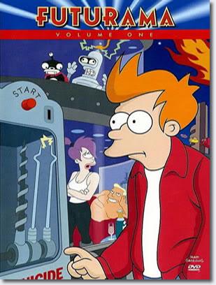 Futurama 1º Temporada Futura11