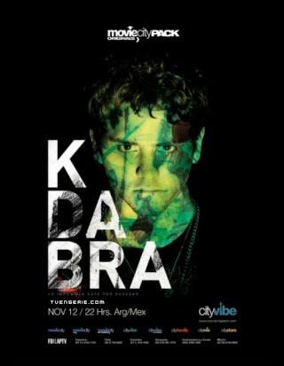 Kdabra[1º Unica Temporada Completa] Poster12