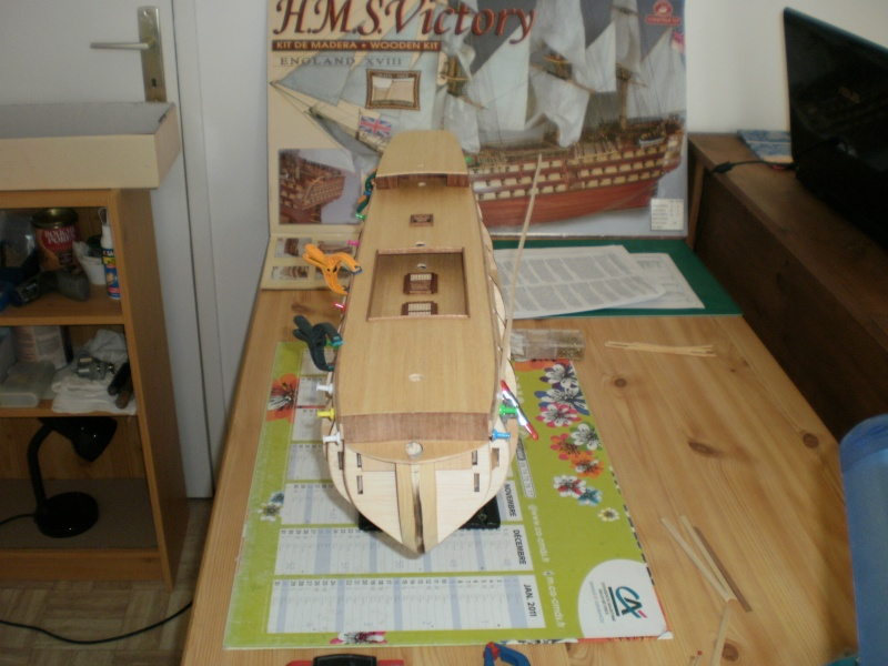 HMS VICTORY 1/94 constructo P4190120