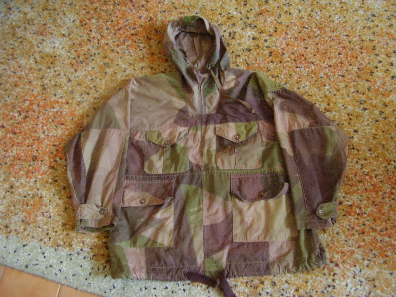 Windproof smock,camouflaged P3180010