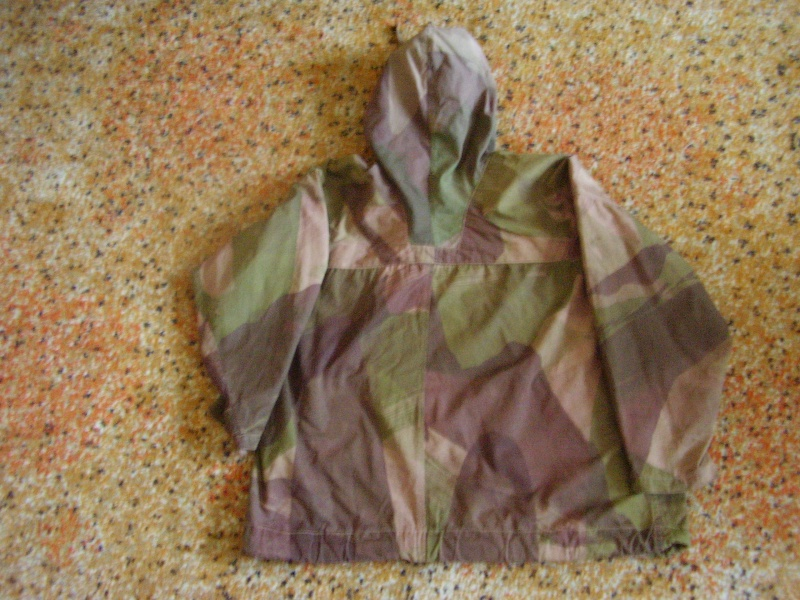 Windproof smock,camouflaged P3180011