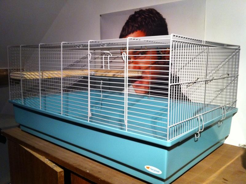 Vend cage mary ferplast et volière juliette Img_0110