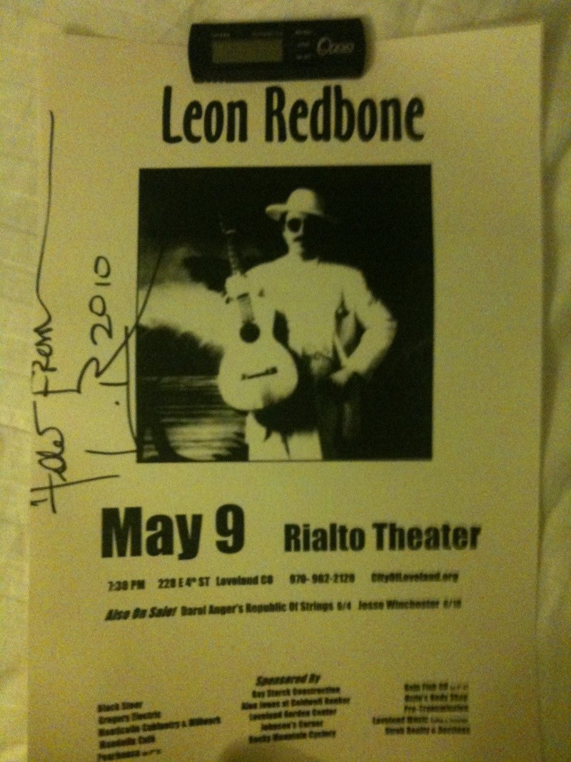 Leon  Redbone Leon10