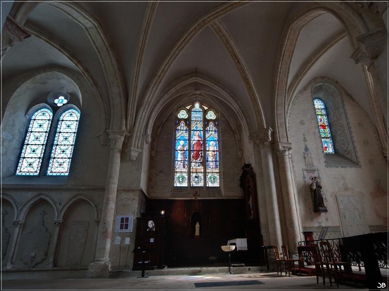 Eglise de Provins Lr33-p12