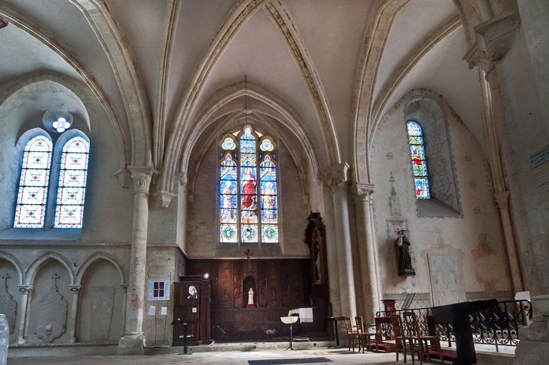 Eglise de Provins Lr33-p14
