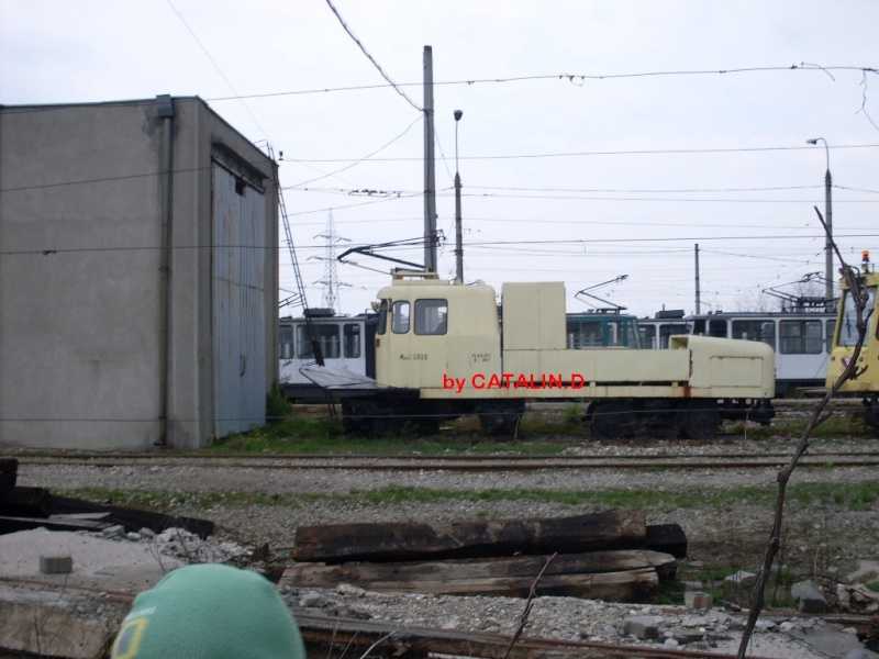 Depoul de tramvaie T.C.E. Ploiești Sdc10411