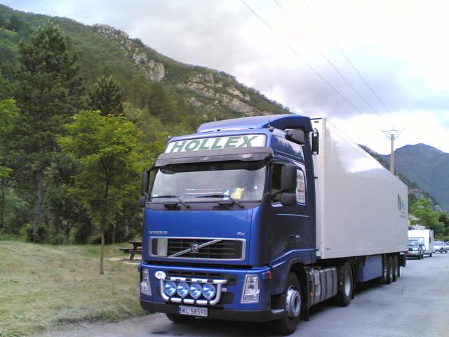 TIR - discuţii generale Volvo10