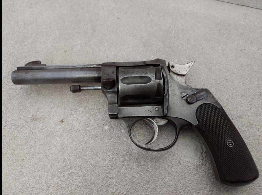Revolver 8mm Dc854910
