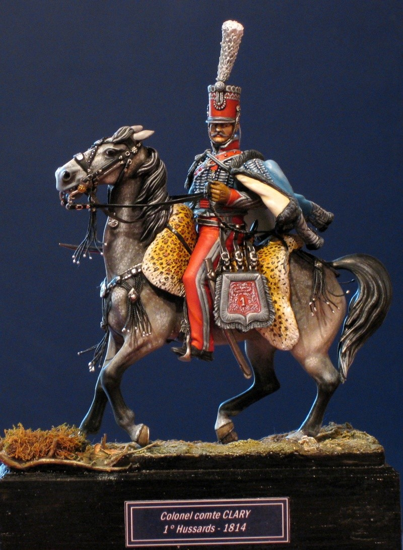 OUDINOT 1° Hussards Clary_11