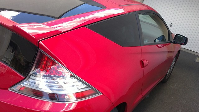 [SharkyG] [Rouge] [SharkyGmobile] Mon beau CR-Z made in JAPAN Mon_cr14