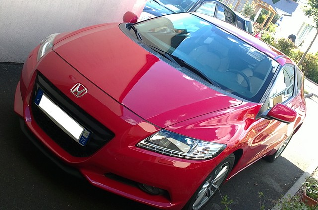 [SharkyG] [Rouge] [SharkyGmobile] Mon beau CR-Z made in JAPAN Mon_cr17
