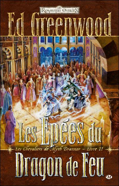 Chevaliers de Myth Drannor, tome 2 : les Epees du Dragon de Feu  97828110