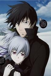 Darker than BLACK - Ryuusei no Gemini Specials 1-2-3-4 11007z11