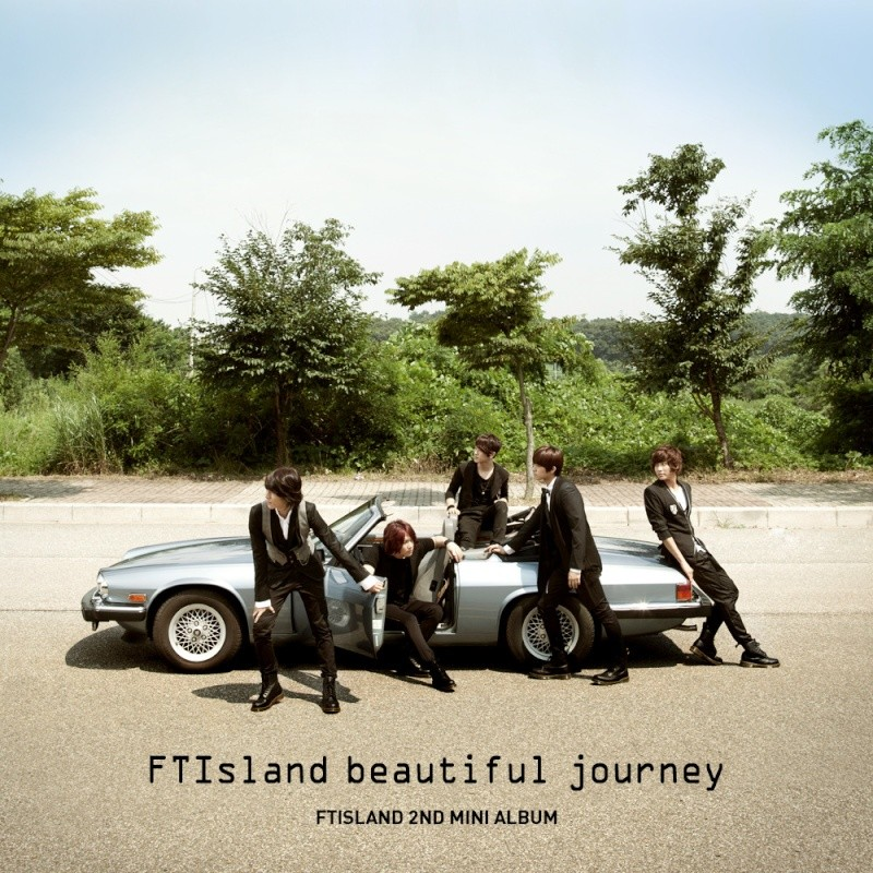 FT Island – Beautiful Journey 2nd Mini Album Cover13