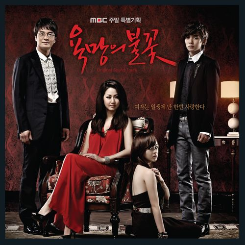 Flames of Ambition OST Cover14