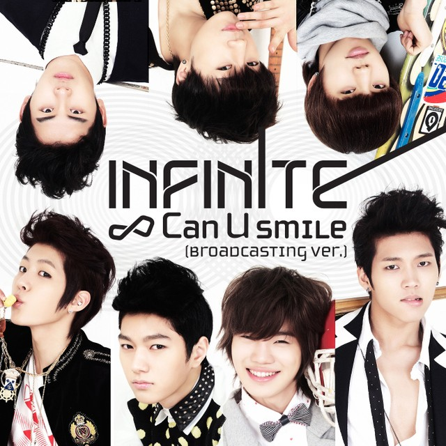 Infinite – Can U Smile (Broadcasting Ver.) (2011) Cover32