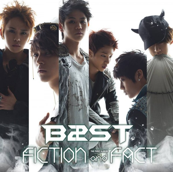 B2ST – Fiction And Fact Album Cover33