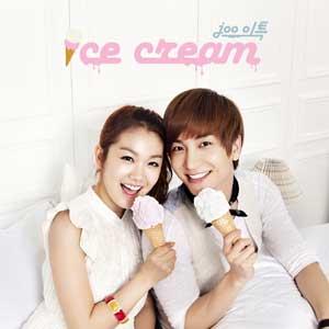 JOO & Leeteuk (Super Junior) – Ice Cream Cover36
